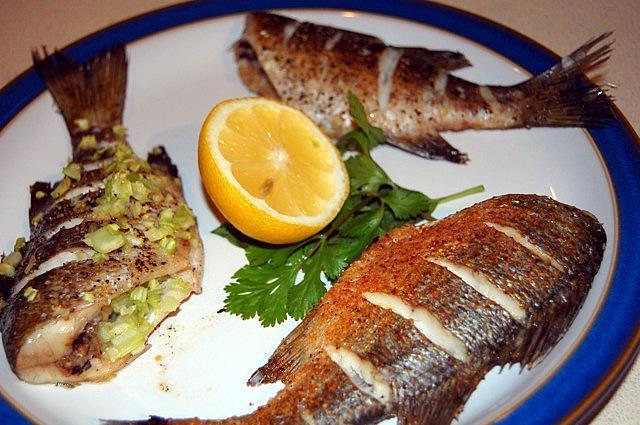 Как приготовить рыбу красноглазку в духовке рецепты